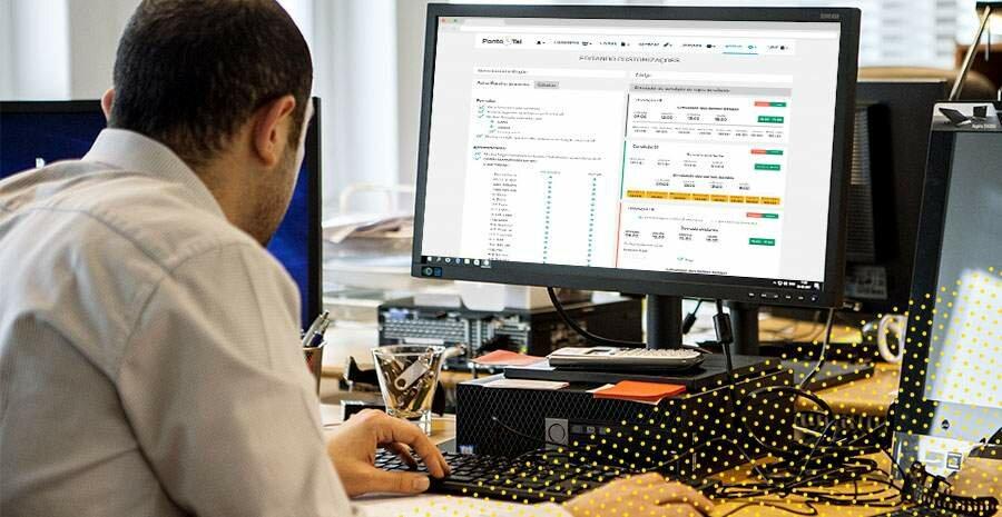 software para tratamento de ponto eletronico conclusao