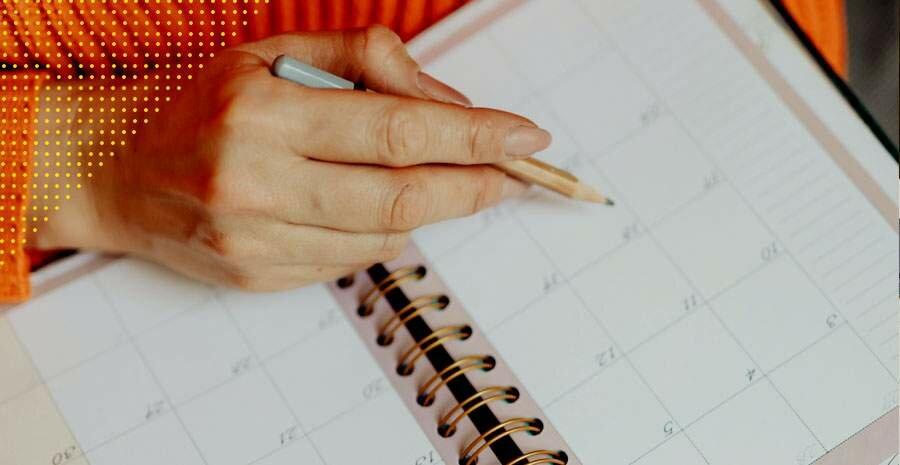 plano de carreira organizar tempo