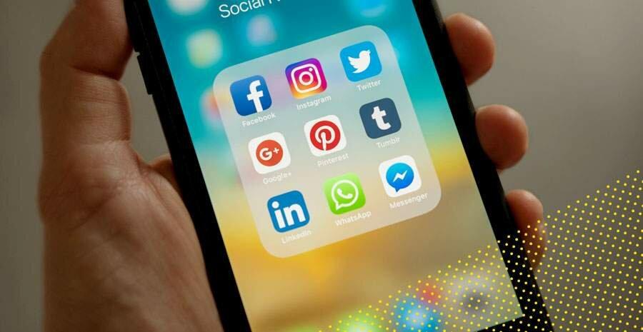 produtividade no trabalho redes sociais